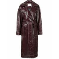 Camilla And Marc Trench Coat Roberta - Marrom