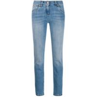 Brunello Cucinelli Calça Jeans Slim - Azul