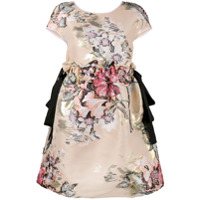 Fendi Vestido Floral - Estampado
