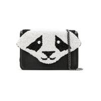 Isla Bolsa Mini 'panda' - Preto