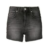 Kappa Short Jeans - Cinza