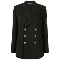 Ralph Lauren Collection Blazer Estruturado - Preto