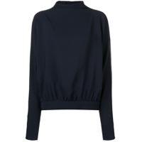 Marni Suéter De Gola Alta - Azul