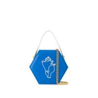 Ballen Pellettiere Bolsa Mini Hexa - Azul