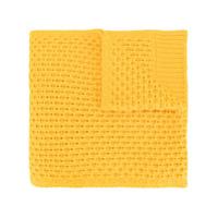 Calvin Klein Cachecol De Tricô - Amarelo