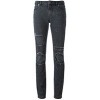 Givenchy Calça Jeans Skinny - Preto