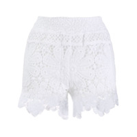 Temptation Positano Short Belluno - Branco