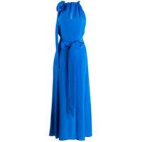 Kalita Vestido Longo Camille - Azul