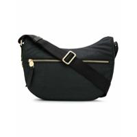 Borbonese Classic Shoulder Bag - Preto