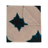 Suzusan Echarpe Color Block - Neutro