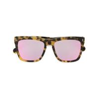 Illesteva Óculos De Sol 'los Feliz' Oversized - Estampado