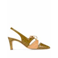 Trademark Sapato Com Fixação No Tornozelo 'anita' - Verde