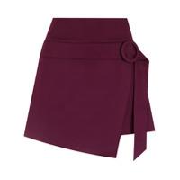 Le Lis Blanc Shorts Saia 'olivia' - Roxo