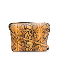 Wandler Luna Python Bag - Amarelo