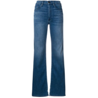 3X1 Calça Jeans Pantalona - Azul