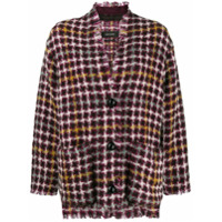 Isabel Marant Cardigan De Tweed - Rosa