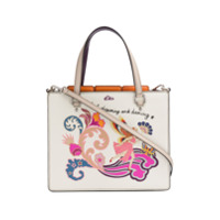 Etro Fairy Print Tote Bag - Neutro