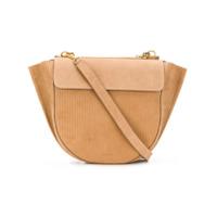 Wandler Medium Hortensia Shoulder Bag - Marrom
