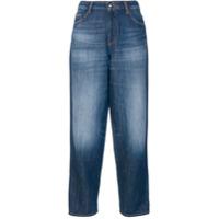 Emporio Armani Calça Jeans 'j90' - Azul