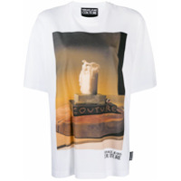 Versace Jeans Couture Photographic T-Shirt - Branco