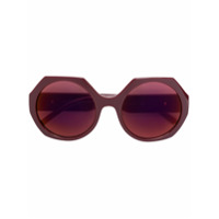 Dolce & Gabbana Eyewear Óculos De Sol - Vermelho