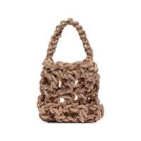 Rejina Pyo Neutral Sylvia Woven Tote Bag - Neutro