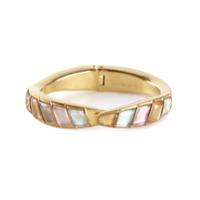 Vaubel Bracelete De Ouro - Estampado