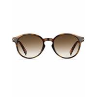Marc Jacobs Eyewear Óculos De Sol 'panthos' - Marrom