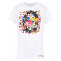 Michael Michael Kors T-Shirt Com Estampa - Branco