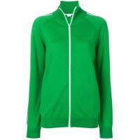 Stella Mccartney Suéter Com Listras Laterais - Green