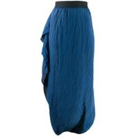 Poiret Saia Cocoon - Azul