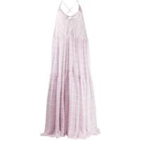 Jacquemus Vestido La Robe Mistral Long - Rosa
