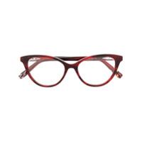 Missoni Eyewear Armação De Óculos Gatinho - Vermelho