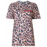 Calvin Klein 205W39Nyc Camiseta Animal Print - Estampado