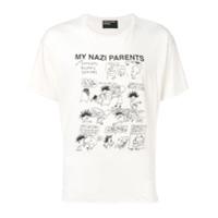 Enfants Riches Déprimés Camiseta Com Estampa - Branco