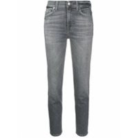 7 For All Mankind Calça Jeans Skinny - Cinza