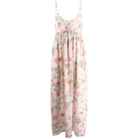 Aniye By Vestido Com Estampa Floral - Neutro