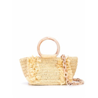 Carolina Santo Domingo Corallina Tote Bag - Neutro