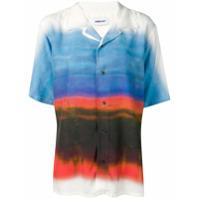 Ambush Camisa Com Efeito Degradê - Azul