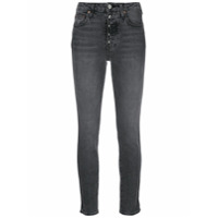 Trave Denim Calça Jeans Skinny 'lawson' - Preto