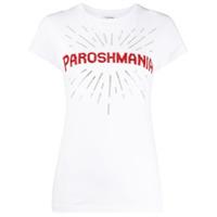 P.a.r.o.s.h. Camiseta Comania - Branco