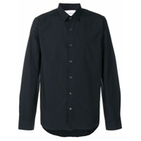 Calvin Klein Jeans Stretch Shirt - Preto