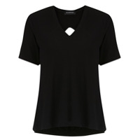 Olympiah T-Shirt 'camino' - Preto
