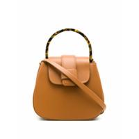 Nico Giani Myria Tote Bag - Marrom