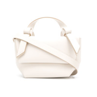 Acne Studios Musubi Milli Mini Bag - Branco