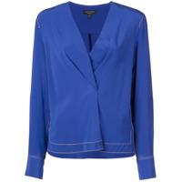 Rag & Bone Blusa Com Decote V - Azul