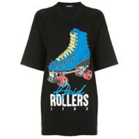 Undercover Camiseta 'roller Skate' - Preto