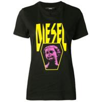 Diesel Camiseta 't-Sily-Wf' - Preto