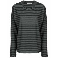 Vince Longsleeved T-Shirt - Cinza