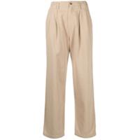 Boyish Jeans Calça Reta Harry - Neutro